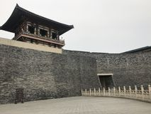 Cinese Tang Dynasty fotografie stock libere da diritti