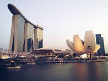 Cingapura Imagem de Stock Royalty Free