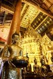 Cinghia di Wat Phra That Si Chom Fotografie Stock Libere da Diritti
