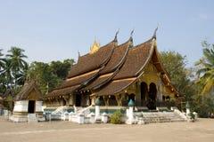 Cinghia di Wat Xiang Fotografia Stock