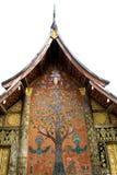 Cinghia di Wat Xieng Fotografia Stock Libera da Diritti