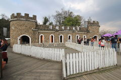 Cingjing Farm In Taiwan Royalty Free Stock Images