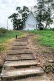 Cingjing lantgård, Nantou County, Taiwan Royaltyfri Foto