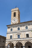 CIngoli (Marches, Italy) Stock Photo