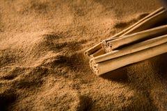 Cinnamon Stock Image