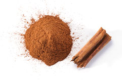 Cinnamon Royalty Free Stock Photos