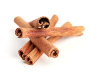 Cinnamon Royalty Free Stock Photography