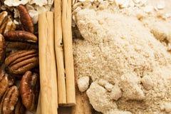 Cinnamon And Sugar Stock Image
