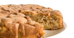 Cinnamon apple pie Stock Photography