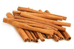 Cinnamon bark Royalty Free Stock Photography