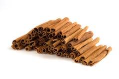 Cinnamon bark Stock Photo