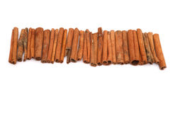 Cinnamon bark Stock Images