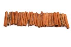 Cinnamon bark Stock Images