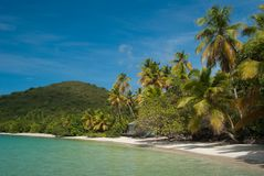 Cinnamon Bay - St John Stock Photos