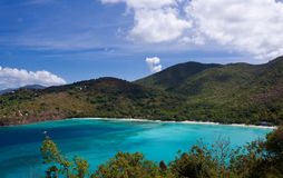 Cinnamon Bay on St John Stock Photography