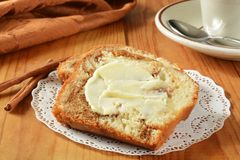Cinnamon bread Royalty Free Stock Photography