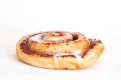 Cinnamon Breakfast Bun Royalty Free Stock Photos