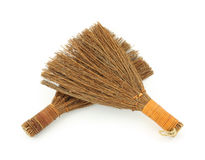 Cinnamon brooms Stock Image