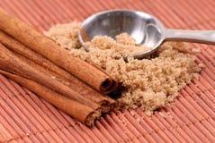 Cinnamon and Brown Sugar Stock Photos