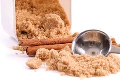 Cinnamon and Brown Sugar Royalty Free Stock Photo