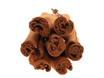 Cinnamon bundle Royalty Free Stock Images