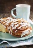 Cinnamon buns Stock Photos