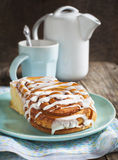 Cinnamon buns Royalty Free Stock Image