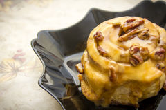 Cinnamon buns Royalty Free Stock Photos