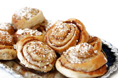 Cinnamon buns, Stock Photos