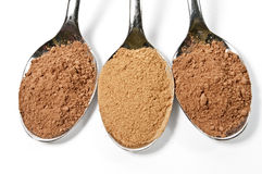 Cinnamon and cacao Royalty Free Stock Photo