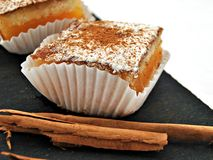 Cinnamon cake Royalty Free Stock Photo