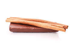Cinnamon Candy Stock Image