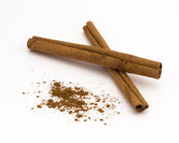 Cinnamon (Cassia) Stock Photo