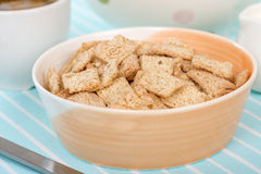Cinnamon Cereal Royalty Free Stock Photo