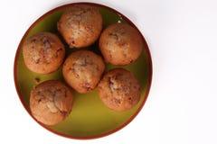 Cinnamon Chip Muffins Stock Image