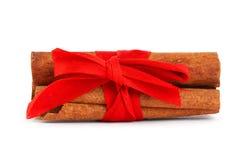 Cinnamon for Christmas Stock Image