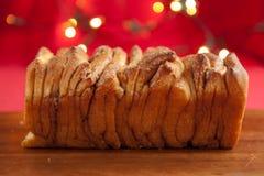 Cinnamon Christmas Cake Royalty Free Stock Image