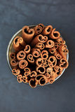 Cinnamon Circle Stock Image