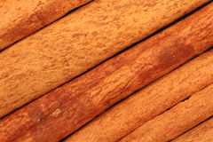 Cinnamon Closeup - Background Royalty Free Stock Images