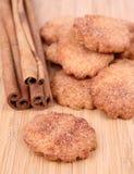 Cinnamon Cookies Royalty Free Stock Image