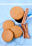 Cinnamon cookies Royalty Free Stock Photography
