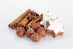 Cinnamon Cookies Royalty Free Stock Photo