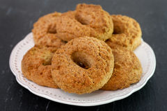 Cinnamon cookies Royalty Free Stock Images