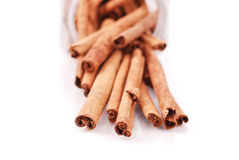Cinnamon For Cooking Royalty Free Stock Photography
