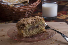 Cinnamon Crumble Bread Royalty Free Stock Photography