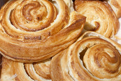 Cinnamon Danish Royalty Free Stock Image