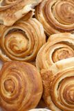 Cinnamon Danish Stock Image