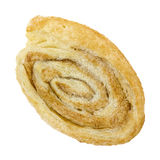 Cinnamon elephant ear pastry Stock Photo