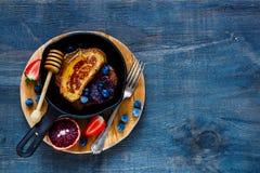Cinnamon French Toasts Stock Photos