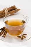 Cinnamon Herbal Tea Stock Images